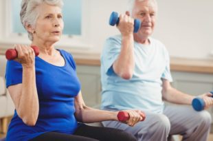 Five Exercise Tips For The Elderly people 1