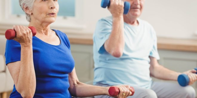 exercise Five Exercise Tips For The Elderly people exer2 660x330