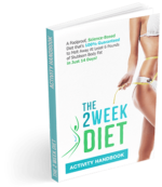 lose weight in 2 weeks The 2 Week Diet | Lose Weight In 2 Weeks | Program and Plan | Diet Book | How To Lose Weight In 14 days! Activity Handbook small 150x173