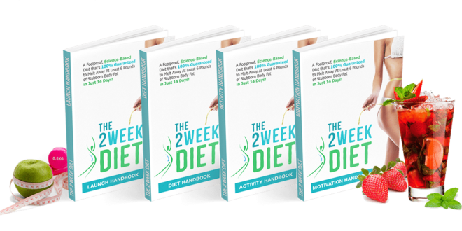The 2 Week Diet | Official Website | Lose Weight In 2 Weeks | Program and Plan | Diet Book | How To Lose Weight In 14 days! Covers Combined 660x330