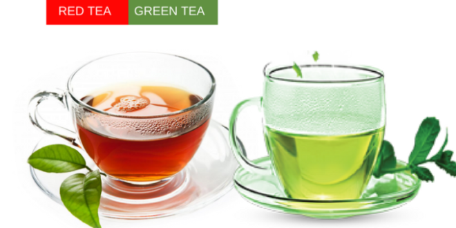 why red tea is better than green tea WHY RED TEA IS BETTER THAN GREEN TEA RED TEA 678x381 660x330
