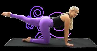 Yoga Booty Challenge 23
